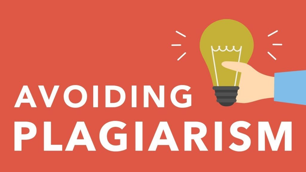 How to Avoid Plagiarism in Academic Works