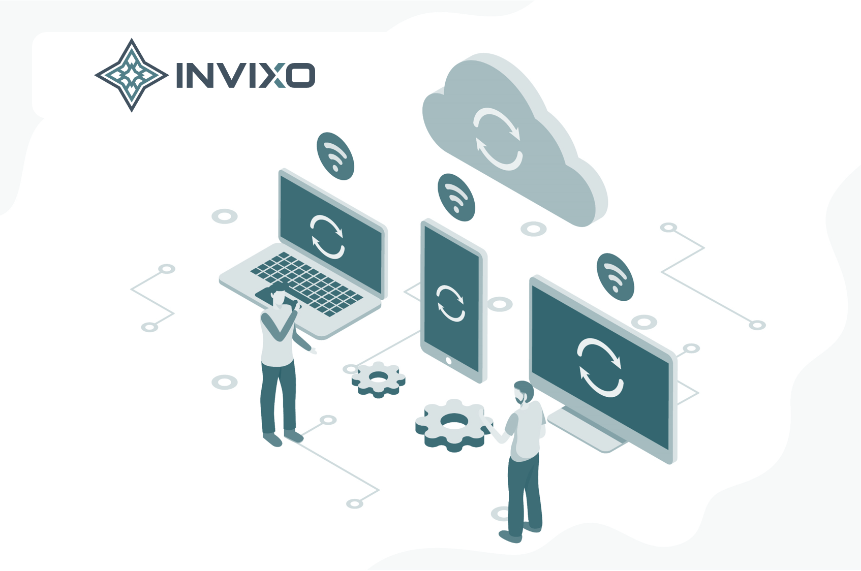 INVIXO – The Ultimate Name for Growing Digitizing Your Organization